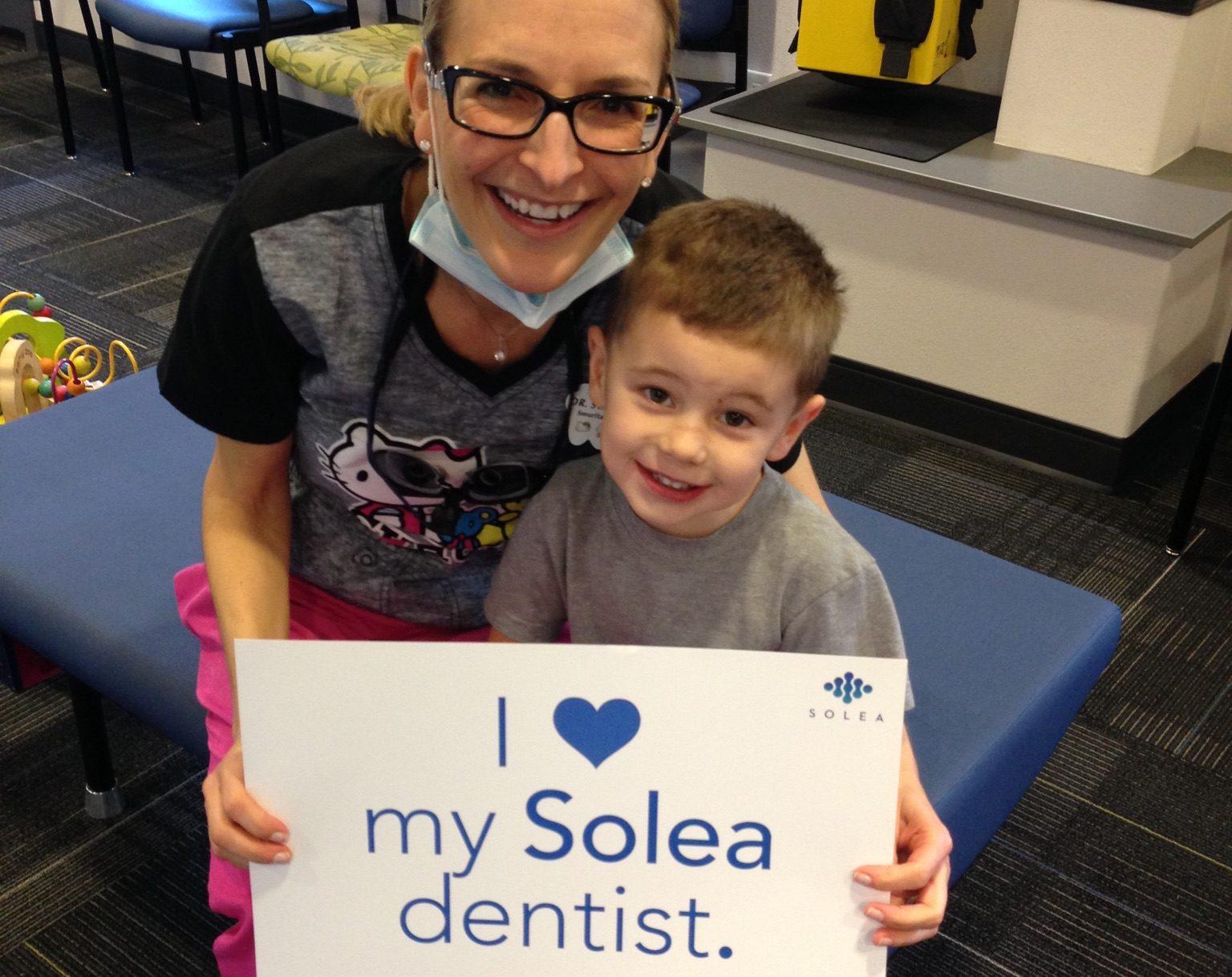 We love Solea!
